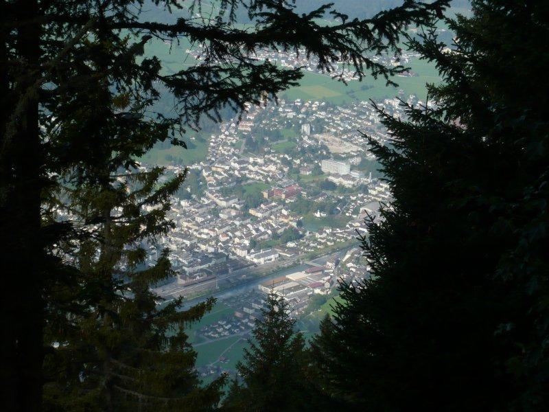 Blick nach Glarus
