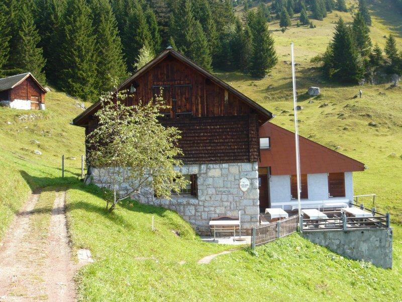 Auegstenhütte