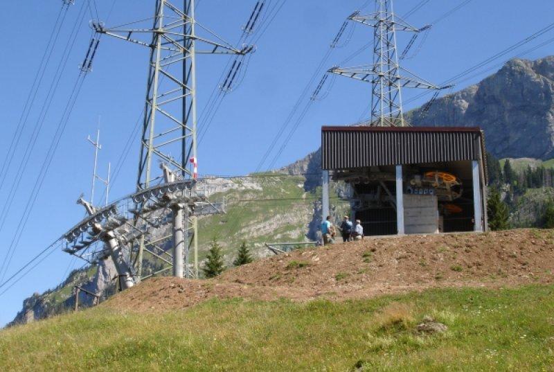 Bergstation Bärenboden